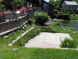 Waitsfield Pays $20,000 for Piece of Ledge in Floodplain